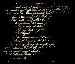 ecriture pour vos creation