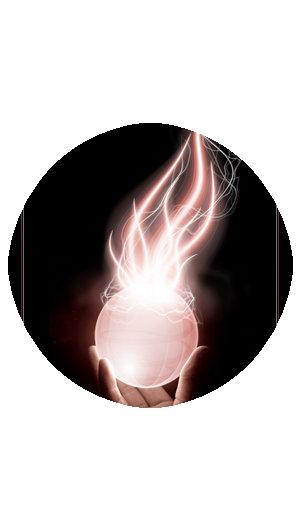 tube flamme