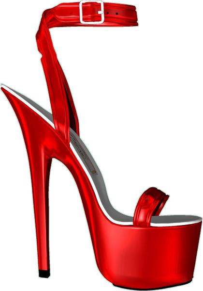 tube chaussure