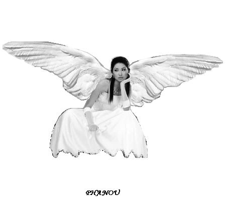 tube femme ange